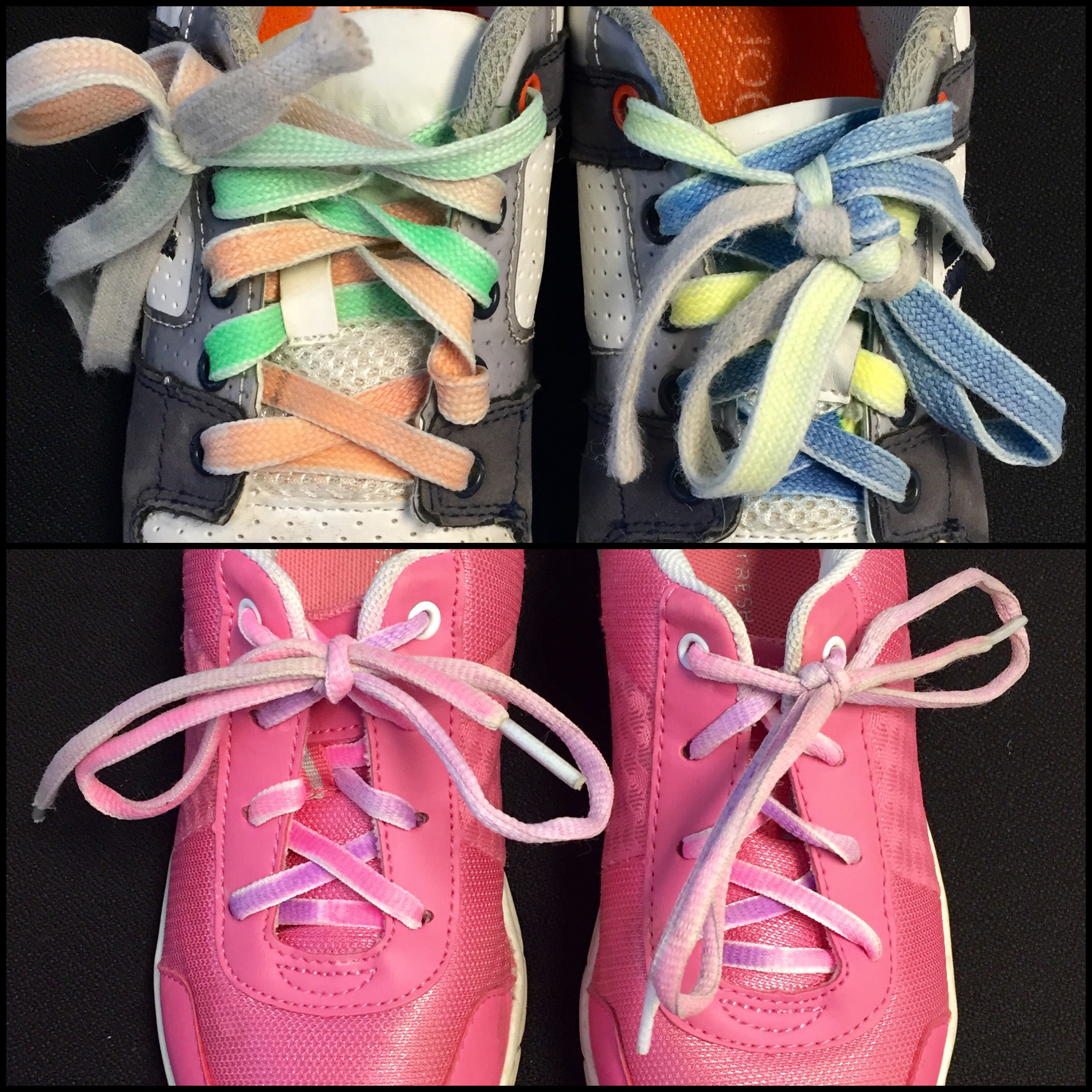 """discount skate shoes shop The """"Two Colour Lace Trick"""" For Shoelace Tying -"""